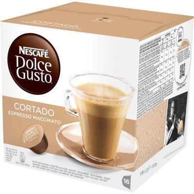 Kawa NESCAFE Dolce Gusto Cortado Espresso Macchiato 16 szt.. Kup taniej o 40 zł dołączając do Klubu