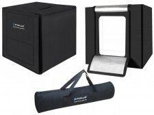 Namiot bezcieniowy LED 80cm fotografia produktowa