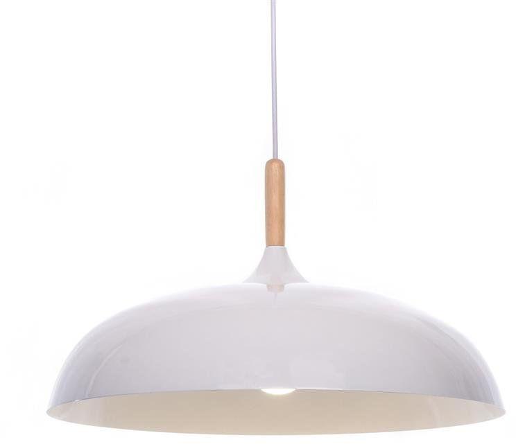 Lumina Deco Versi nowoczesna biała lampa wisząca