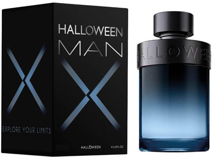 Męska woda toaletowa EDT Spray Halloween Man X 125 ml