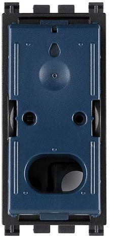 Mechanizm przycisku dzwonkowego 1P NO 10 A 250 V, zaciski sprężynowe