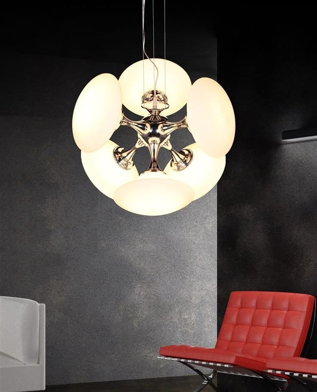 Lumina Deco Gelikon W6 lampa wisząca