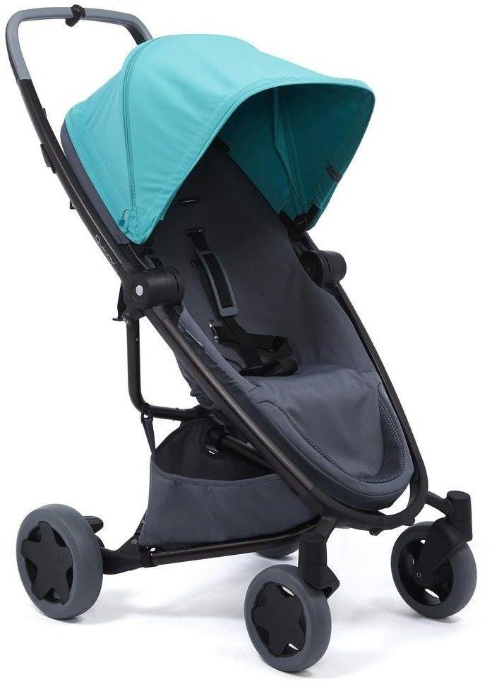 Quinny Zapp Flex Wózek spacerowy trójkołowy Green on graphite 1399380000