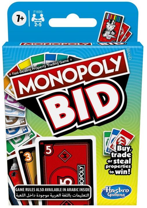 Gra Monopoly Bid