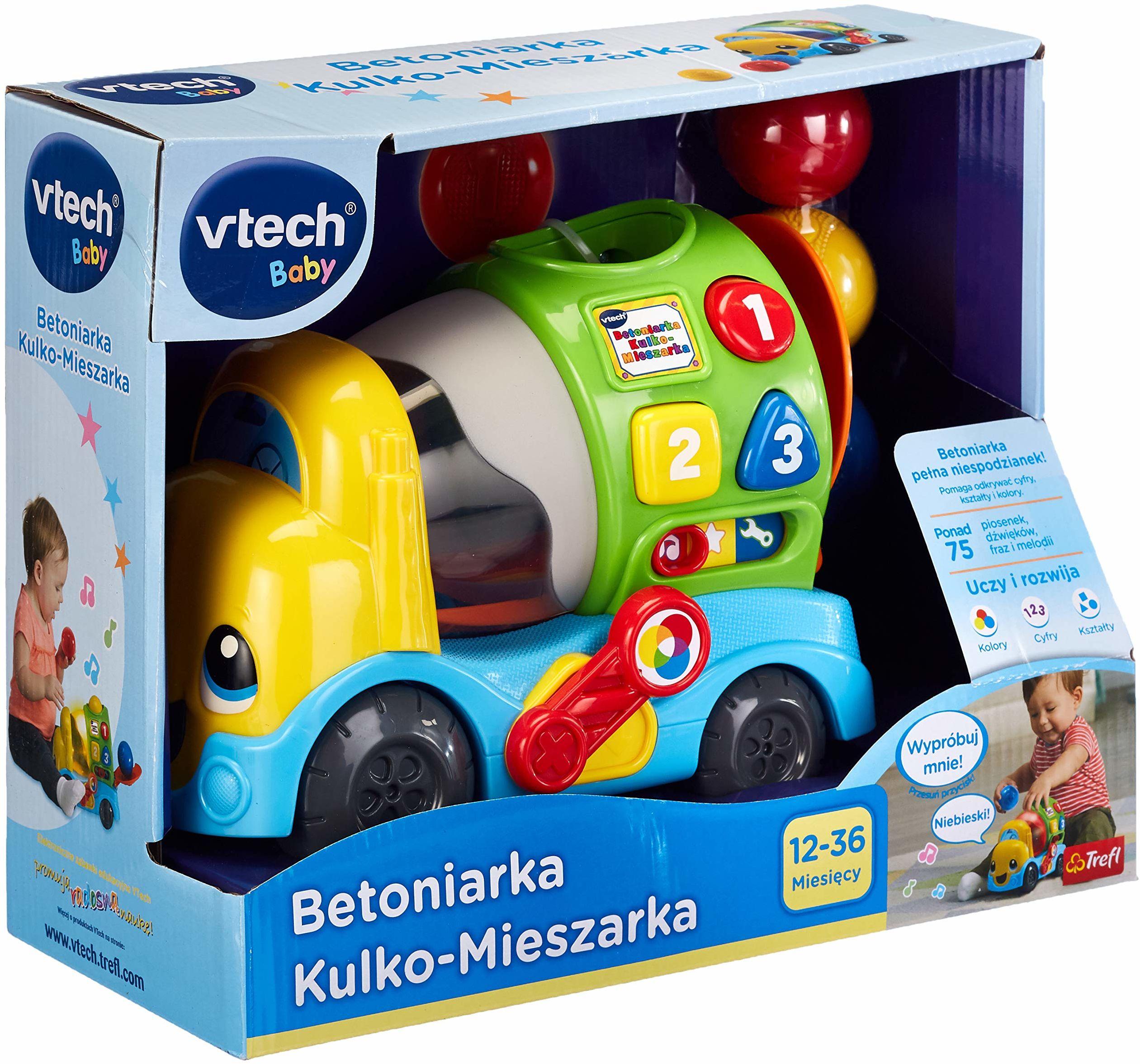 Vtech 60994,Betoniarka Kulko-Mieszarka 60994