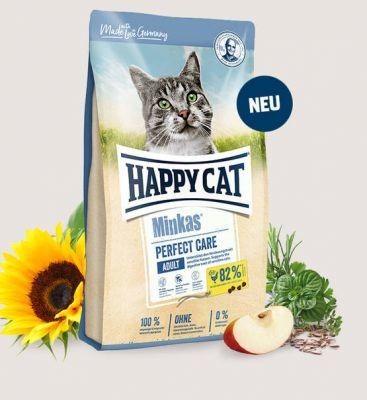 HC-4024 Happy Cat Minkas Perfect Care (drób i ryż) 500g