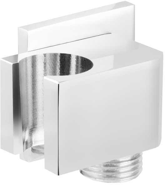 Corsan Uchwyt prysznicowy z przyłączem do słuchawki prysznicowej chrom CMU006CH