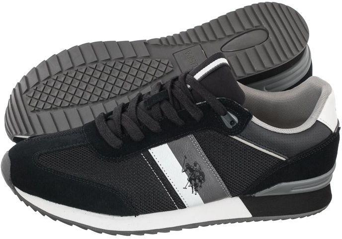 Sneakersy U.S. Polo Assn. Austen2 Blk FERRY4122S0/TS1 (US71-a)