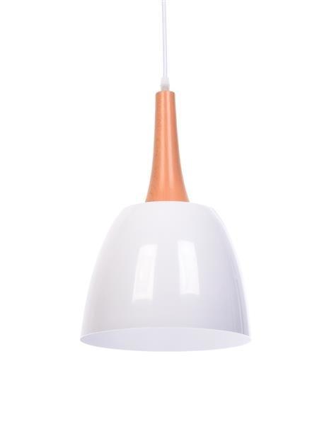 Lumina Deco Derby nowoczesna skandynawska biała lampa wisząca