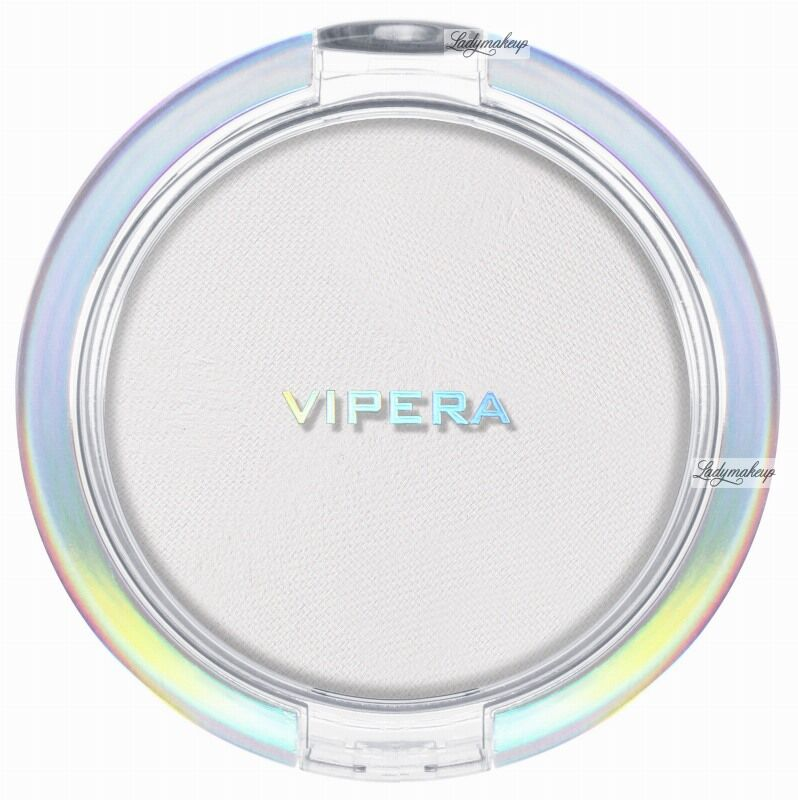 VIPERA - ART OF COLOR - COMPACT POWDER - Puder transparentny - BENGAL TIGER - 201
