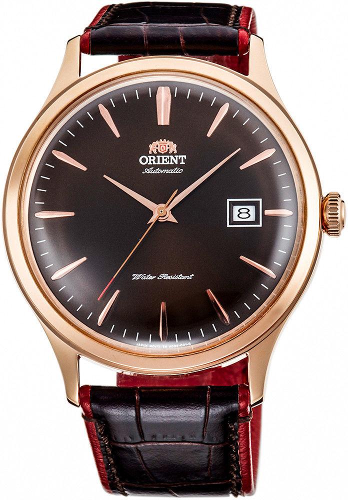 Zegarek Orient FAC08001T0 Bambino Version 4 Classic Automatic - CENA DO NEGOCJACJI - DOSTAWA DHL GRATIS, KUPUJ BEZ RYZYKA - 100 dni na zwrot, możliwość wygrawerowania dowolnego tekstu.