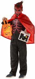 Boti diabelski zestaw kostiumowy (rozmiar 146)  chłopcy  Twój strój na Halloween