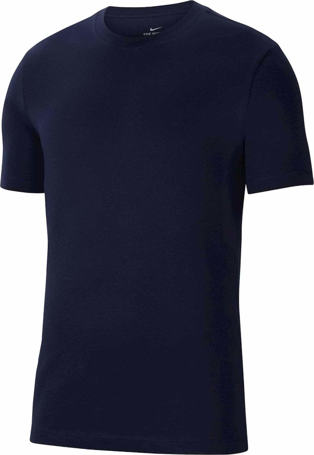 Nike T-shirt męski Team Club 20 Tee obsydianowy/biały XL