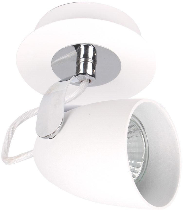 Italux kinkiet / lampa sufitowa Oxford FH31331BJB biała