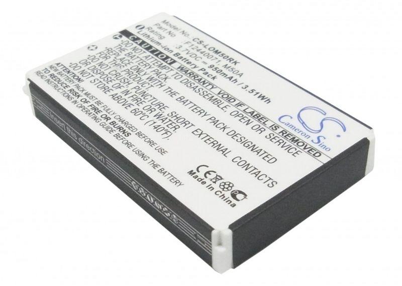 Logitech diNovo Edge / 190304-2004 950mAh 3.52Wh Li-Ion 3.7V (Cameron Sino)