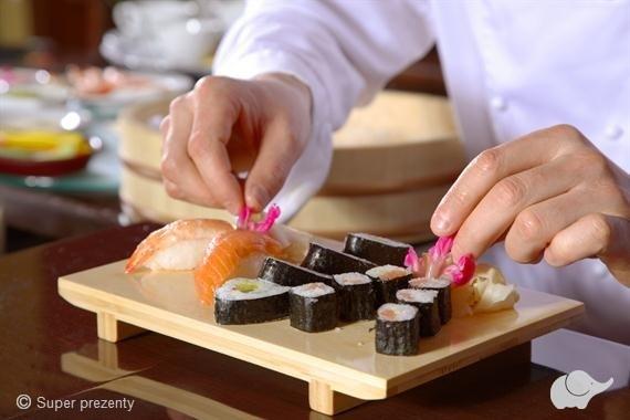 Kurs Sushi II stopnia w Warszawie