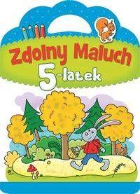 Zdolny Maluch 5-latek - Kuryjak Joanna