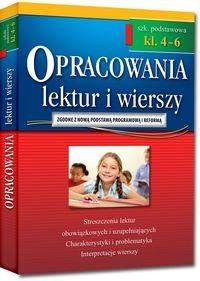 Opracowania lektur i wierszy szkoła podstawowa klasa 4-6 - Adam Karczewski, Jakub Bączyński