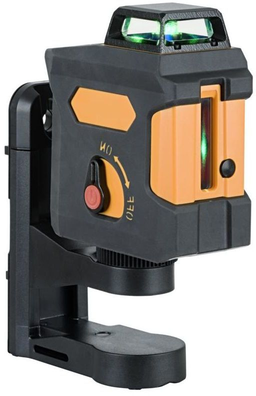 Laser liniowy krzyżowy Geo1X-360 Green Geo-Fennel