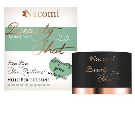 Serum - krem do twarzy Nacomi Beauty shot 2.0 - 30 ml