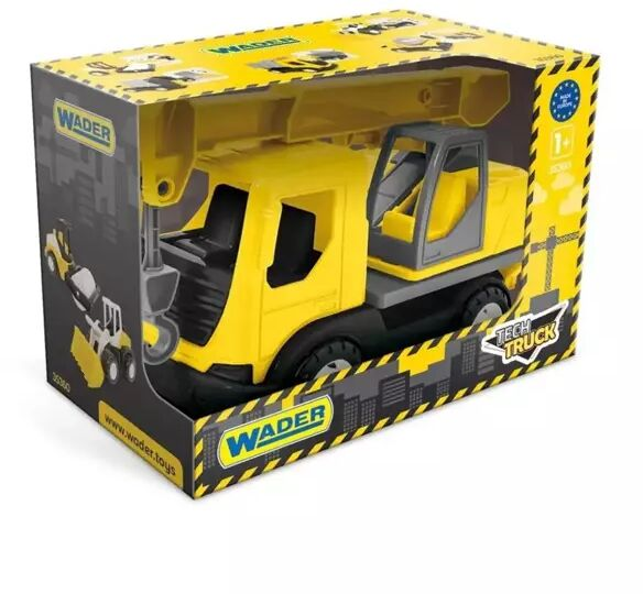 Tech Truck dźwig - WADER