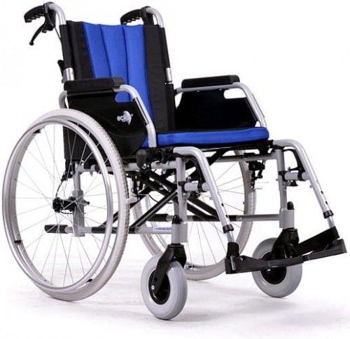 Wózek inwalidzki aluminiowy eclips x2