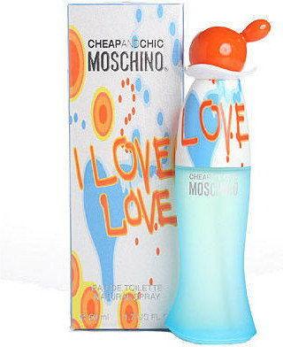 Moschino I Love Love woda toaletowa dla kobiet 30 ml