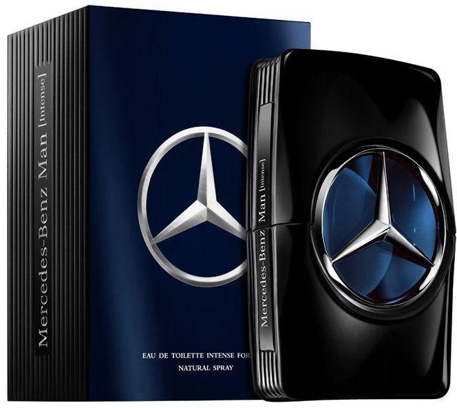 Mercedes-Benz Man Intense woda toaletowa - 100ml