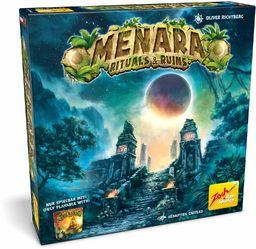 Zoch 601105153 Menara  Rituals & Ruins  rozszerzenie menara do gry podstawowej, gra współpraca dla 1 do 4 budownictwa szerokowzrocznego.