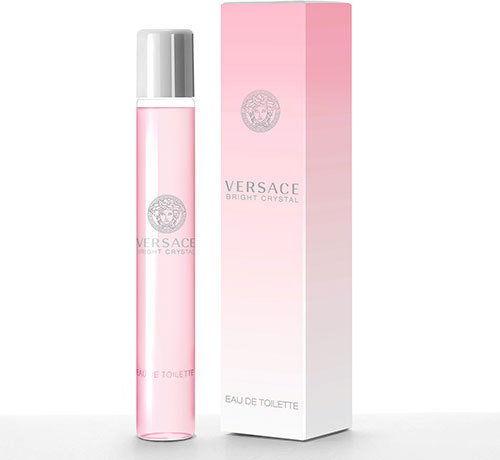 Versace Bright Crystal woda toaletowa roll-on dla kobiet 10 ml