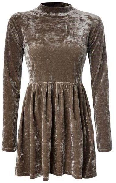 sukienka NIKITA - Euphrasia Dress Driftwood (DRI)