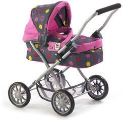 Bayer Chic 2000 555 wózek dziecięcy, różowy szary