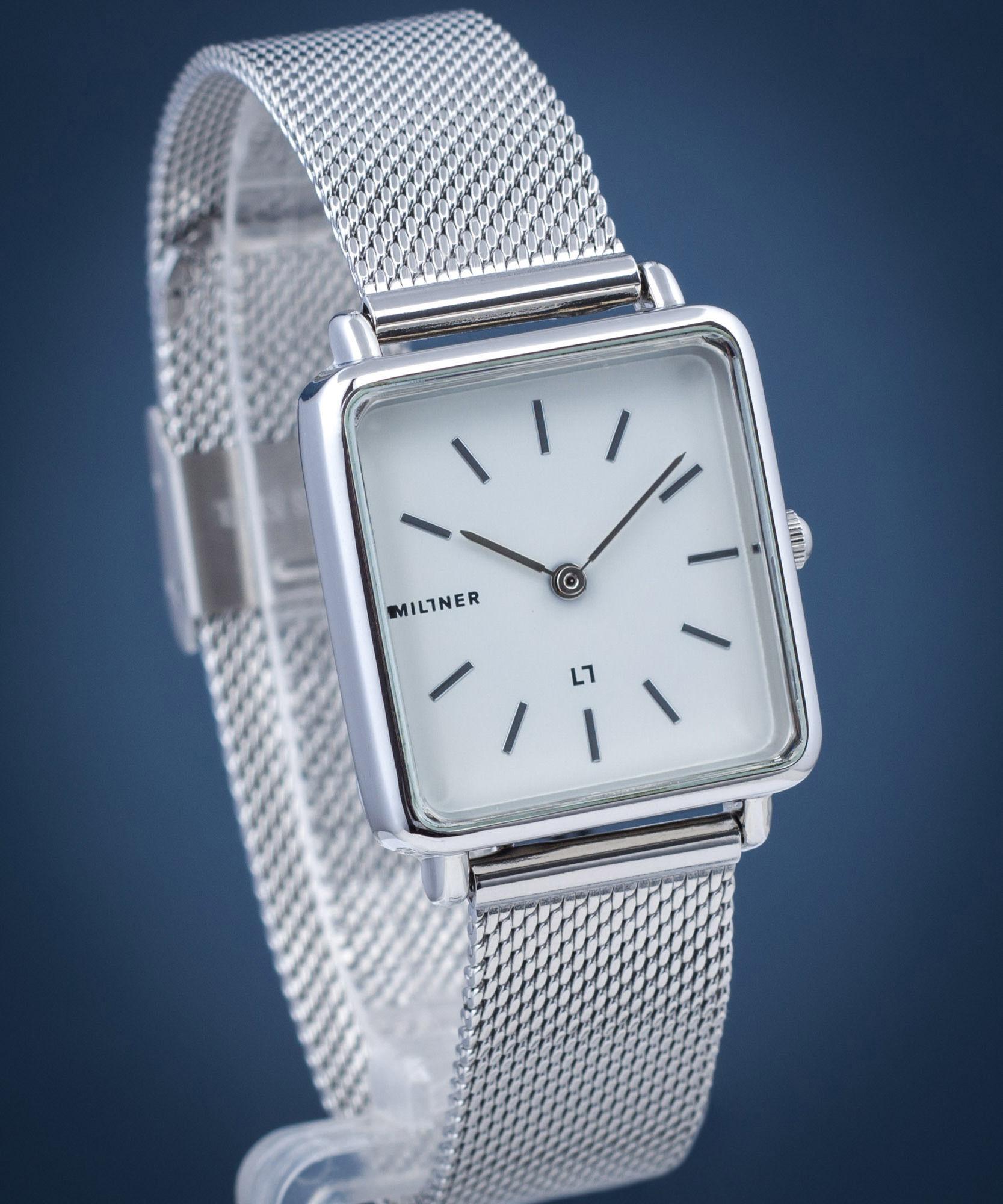 Zegarek damski Millner Royal Silver