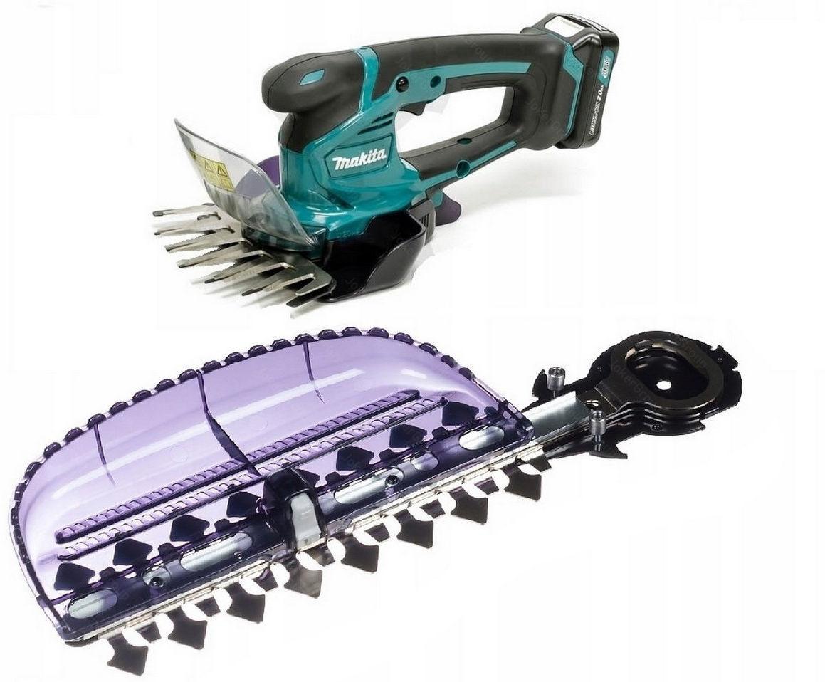 akumulatorowe nożyce do trawy i żywopłotu 10,8V/12V Li-Ion Makita [UM600DZX]