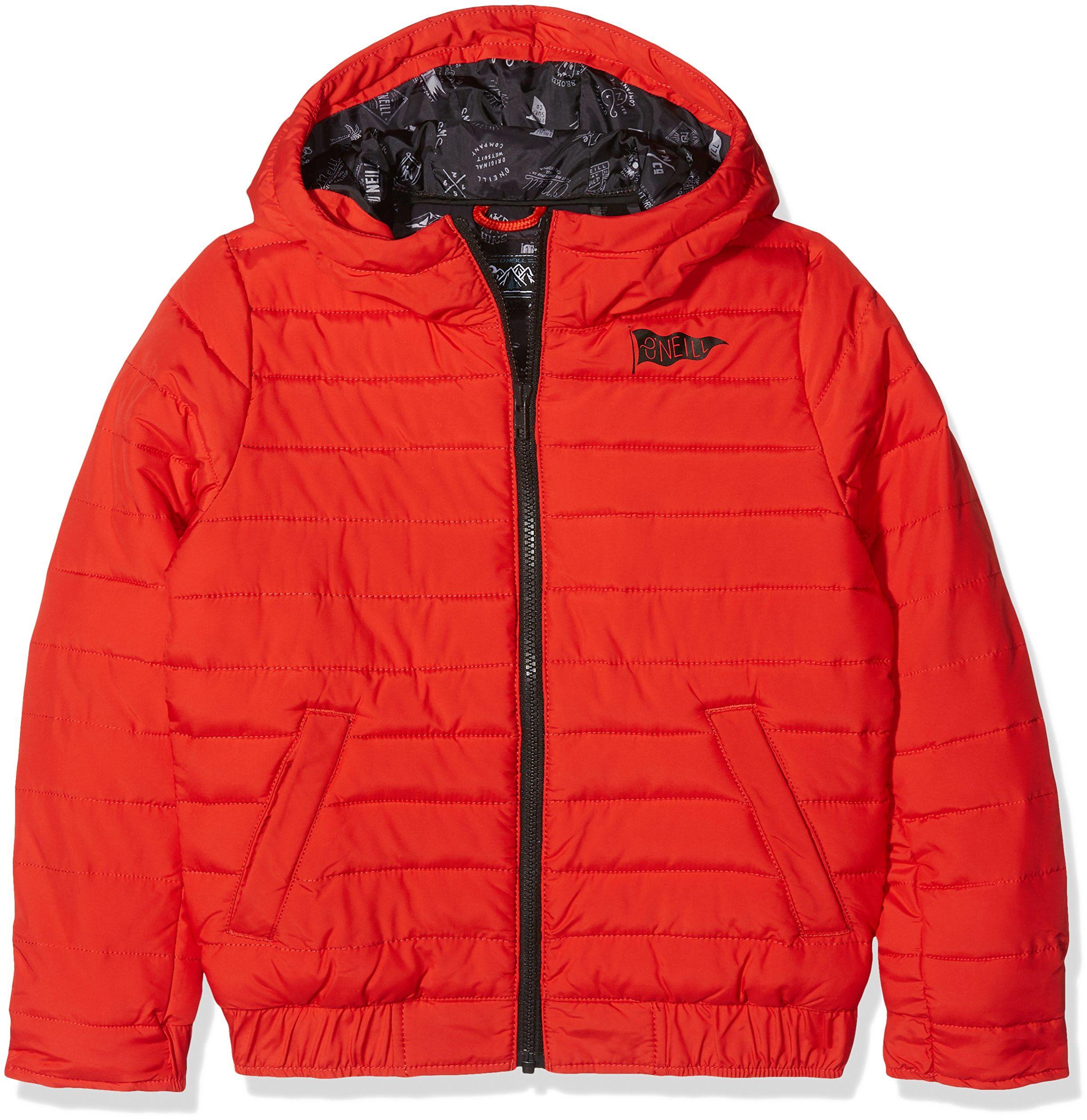 O''Neill Lb 1952 Bomber Jacket kurtka płaszcz czerwony ognista czerwień FR : L (Taille Fabricant : 140)
