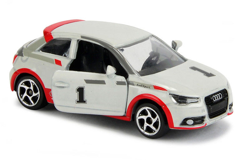 Majorette Racing Cars - Audi A1 2084009