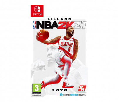 VISUAL CONCEPTS NBA 2K21 Nintendo Switch