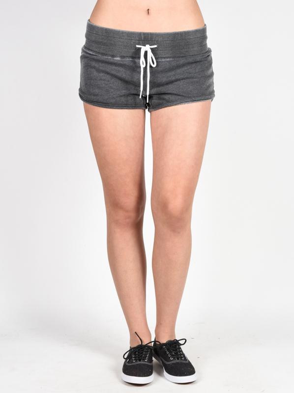 Element TRINITY OFF BLACK panie sweat shorts - XS