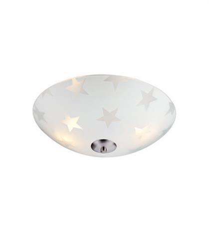 Plafon Star LED 105611 Markslojd szklana oprawa natynkowa LED