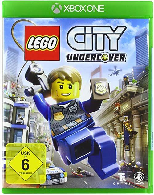 Lego City Undercover [Xbox One]  wersja niemiecka