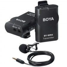 Mikrofon Boya BY-WM4 bezprzewodowy mikroport