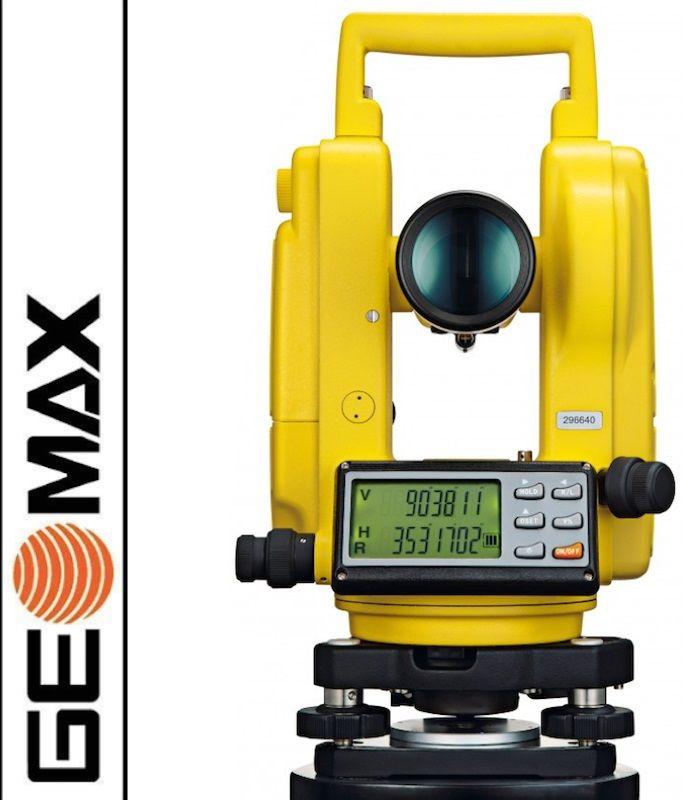 Teodolit elektroniczny Zipp02 GeoMax