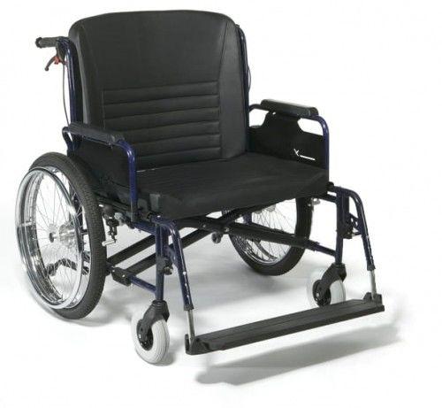 Wózek inwalidzki aluminiowy ECLIPSXXL