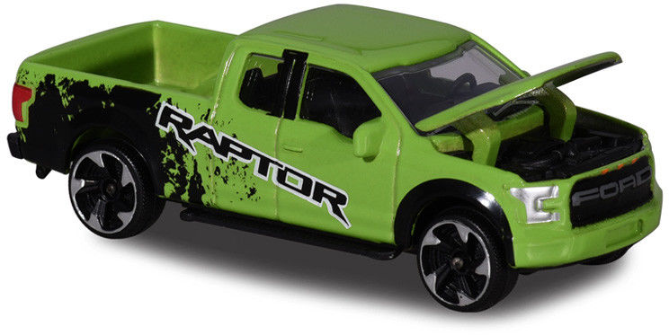 Majorette Racing Cars - Ford Raptor 2084009
