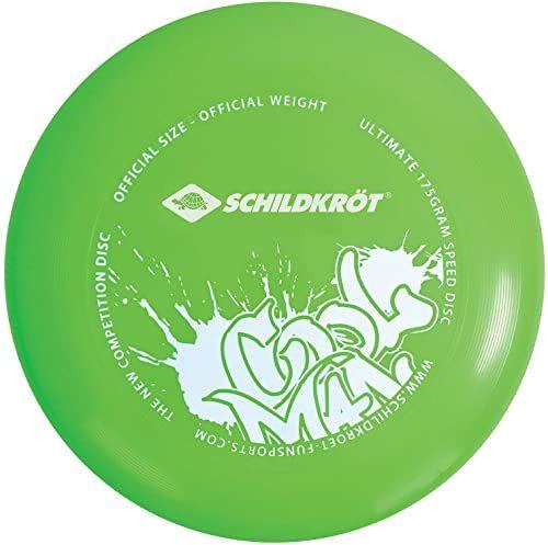 Schildkrot Funsports Dziecięcy dysk Ultimate Speed, limonkowy zielony, średni