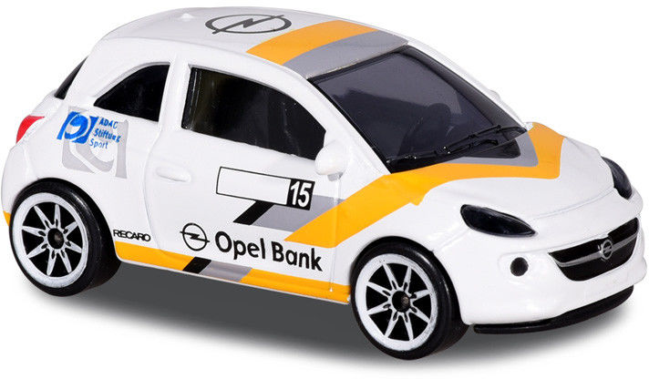 Majorette Racing Cars - Opel Adam 2084009