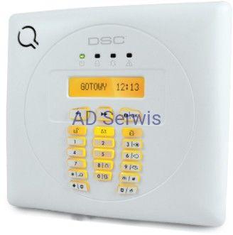DSC WP8010 Bezprzewodowa centrala alarmowa