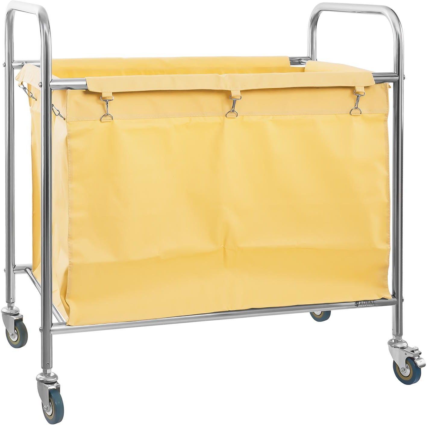 Wózek na pranie Royal Catering RCWW 1 250l - RCWW 1 - 3 LATA GWARANCJI / WYSYŁKA W 24H ZA 0 ZŁ!