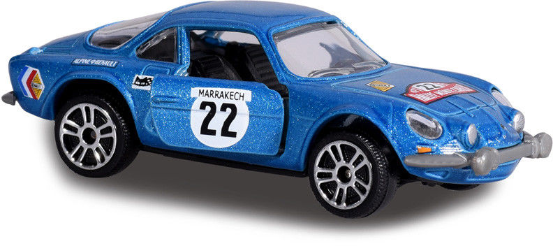 Majorette Racing Cars - Renault Alpine A110 2084009