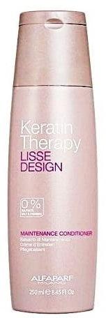Alfaparf Lisse Design Keratin Therapy odżywka 250ml